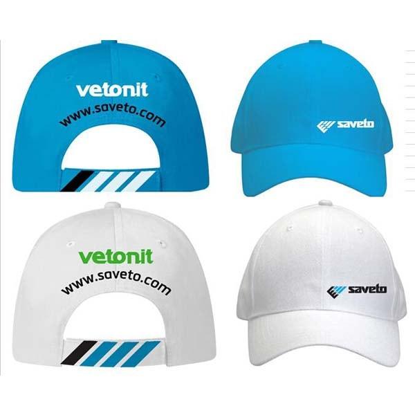digital proof of custom baseball caps for no minimum made uk printed
