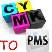 Rgb To Pms,Cmyk To pms,Hex To pms Converter